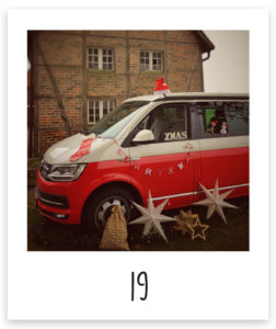 Rettet Tante Happy Adventskalender