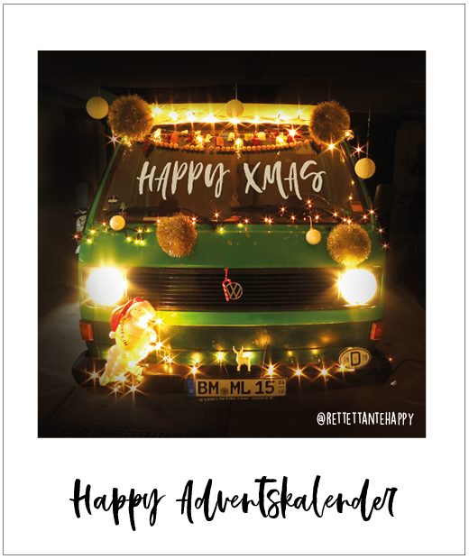 Rettet Tante Happy Produktbild Adventskalender