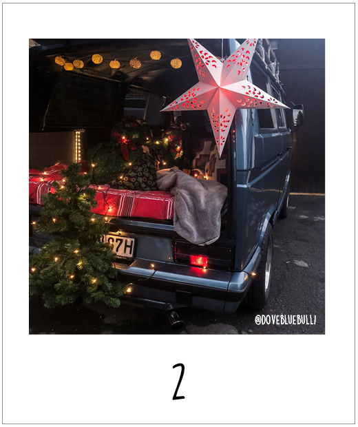 Rettet Tante Happy Produktbild Adventskalender